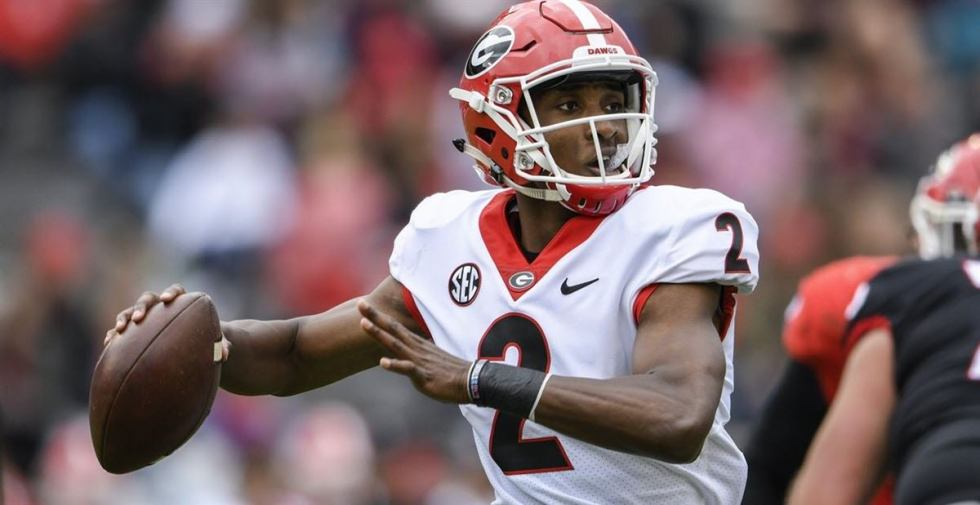 What D'Wan Mathis overcame to be Georgia's likely QB1