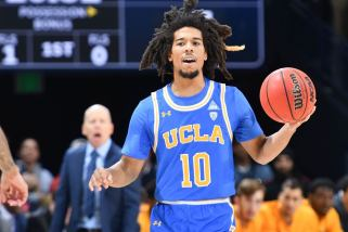 Tyger Campbell, UCLA, Point Guard