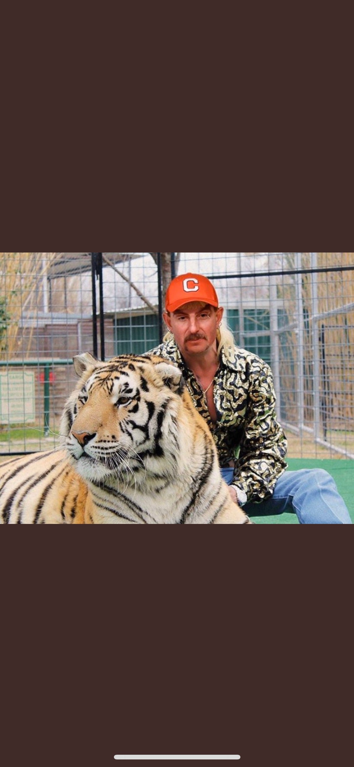 John Finlay Aus Netflix Hit Tiger King Die Haben Mich Als