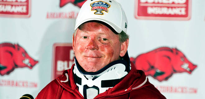 Image result for bobby petrino