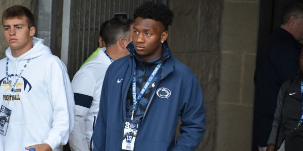 Virginia safety Elijah Gaines commits to Penn State