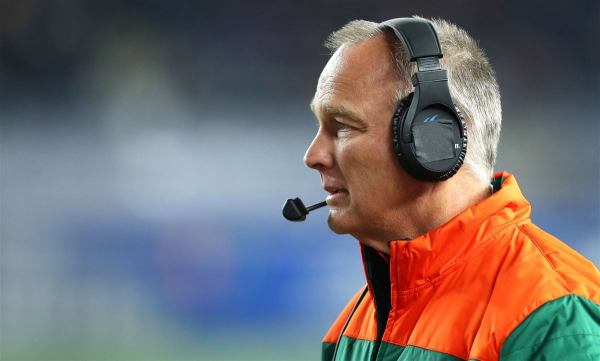Former Georgia, Miami coach Mark Richt suffers heart attack