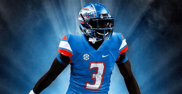 Florida Gators Football Jordan Uniforms