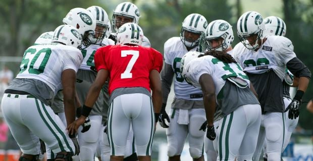 New York Jets の2015 Campから