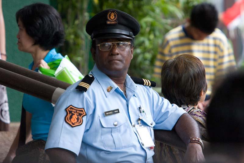 Security Guard 24