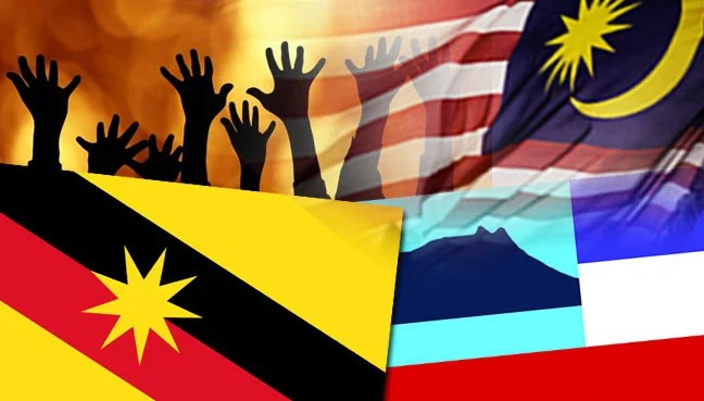 Image result for Sabah and Sarawak