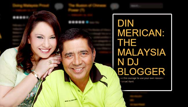 Image result for The Malaysian DJ Blogger