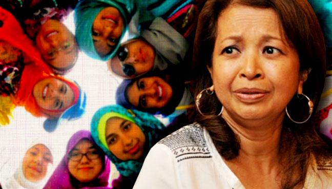 Marina-Mahathir_muslim-womens
