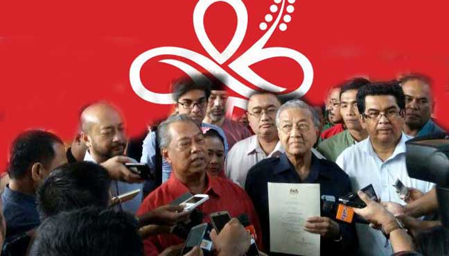 Image result for Mahathir's New Party