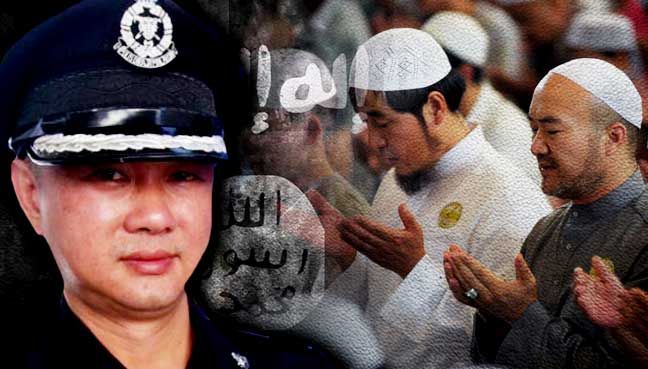 Image result for Muslims in China, photos
