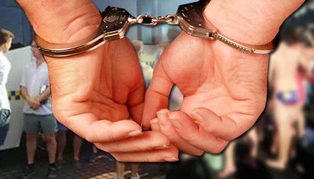arrested-u