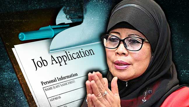 Fatimah-Abdullah-job
