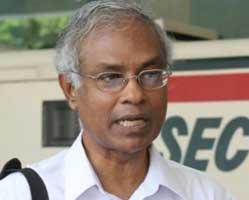Parti Sosialis Malaysia (PSM) parliamentarian Dr Michael Jeyakumar.