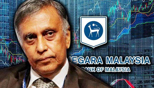 Image result for nor mohamed yakcop. Bank Negara rogue currency trader