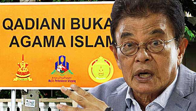Razali-Ismail-Ahmadiah-followers