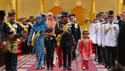 Brunei sultan to mark golden jubilee with lavish ...