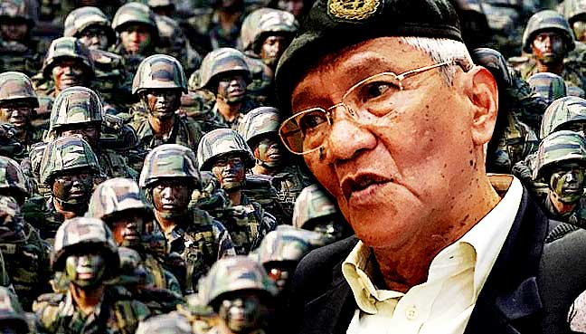 Image result for Patriot President Mohd Arshad Raji