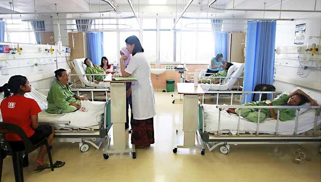 Hospital at Penang General Hospital