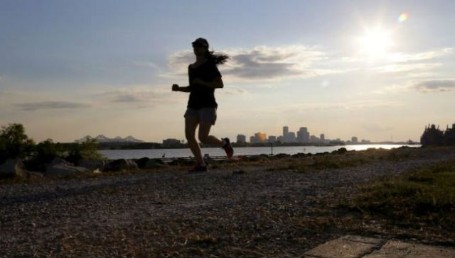 Image result for Exercise linked to better mental health - but too much may do harm