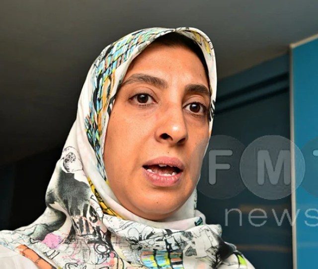 No Child Can Consent To Marriage Latheefa Tells Wan Azizah Free