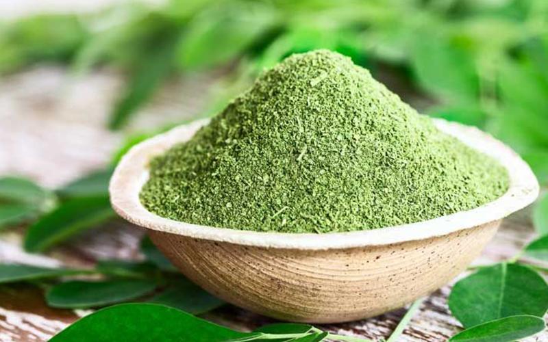 Lifestyle Moringa leaves emel pic 211020