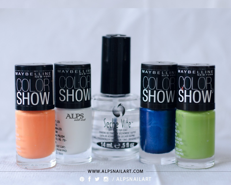 S Nail Polish Colors Of Your Choice Top Coat Needle Tweezer