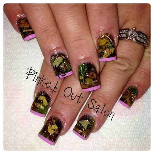 Best Friend Nail Art Designs