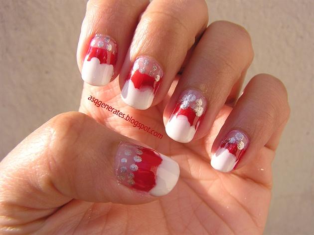 Valentines Day Nail Art 3