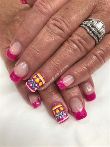 Kimber 39 S Easter Nails 2017