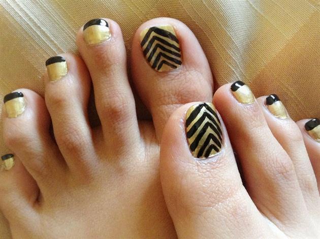 Foot Nail Art Designs On Feet Joy Studio Design Throughout For