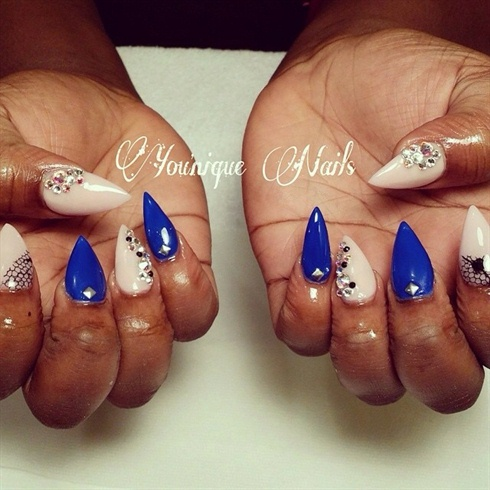 Royal Blue With