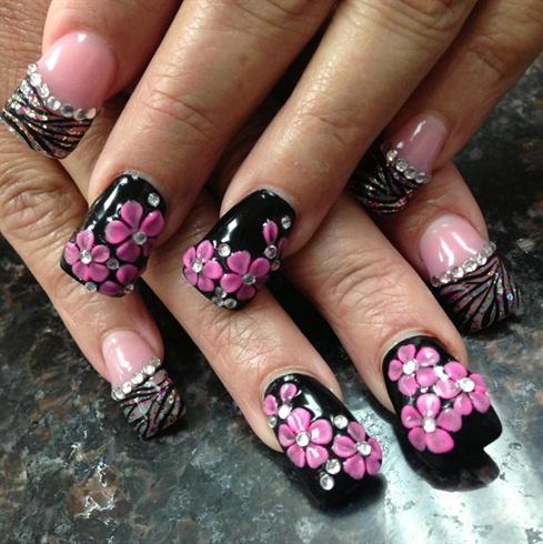 3d Cherry Blossom
