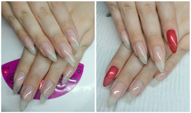 Gel Nail Extensions Step By