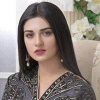 Sarah Khan Pakistani drama actress