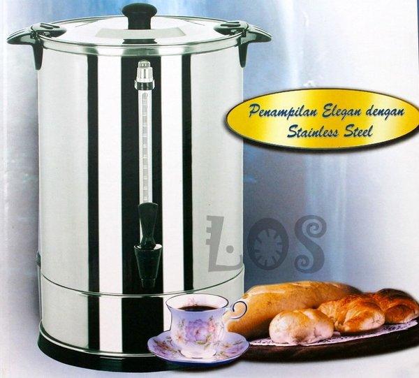 Coffee & Tea Maker Akebonno Water & Coffee Boiler 8.8lt - PlusBB20- -00142.00881-