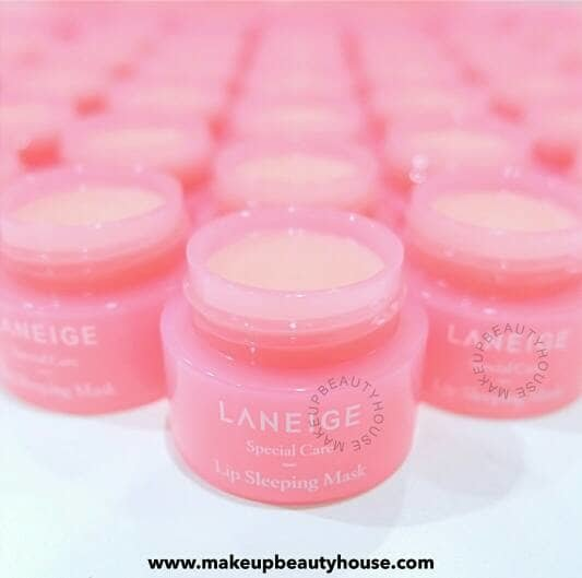 Promo - LANEIGE Lip Sleeping Mask mini size