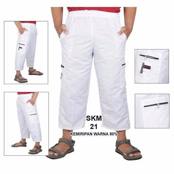 DISKON BESAR Celana Panjang Cargo katun Pangsi Sirwal