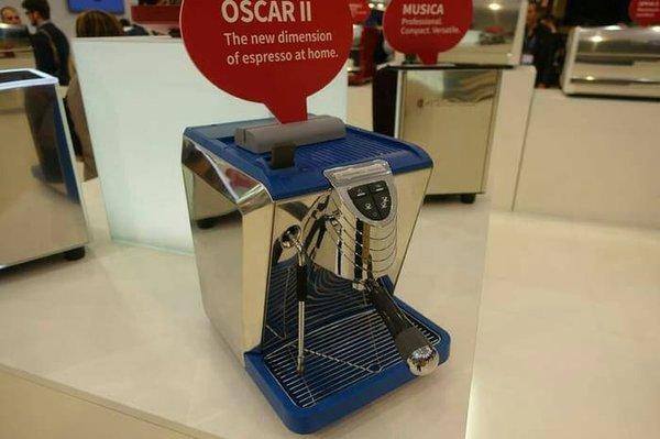 Mesin Kopi Mesin Espresso Simonelli Oscar 2 Hitam Ready