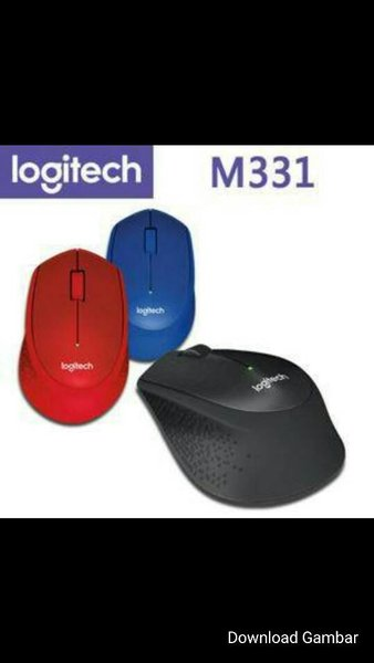 Bagus LOGITECH WIRELESS MOUSE M280 ORIGINAL MOUSE WIRELESS M 280 Murah