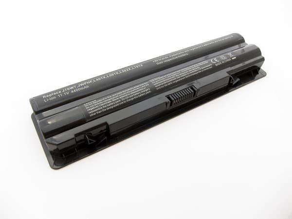 Aksesoris Laptop Baterai Laptop atau Notebook Dell XPS 14 L401X- 15 L501x atau L502X- 17 L701X atau L702X Compatible