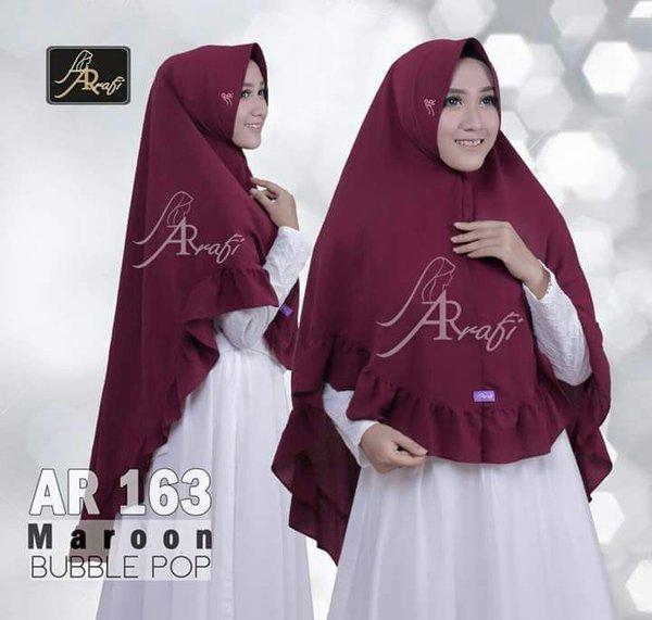 Hijab Ar Rafi AR 163