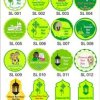 Jual Produk Sticker Selamat Idul Fitri Murah Dan Terlengkap Mei