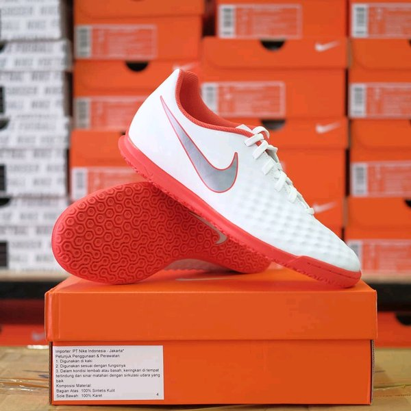 Sepatu Futsal Nike Magista Obra Club Ic WC 2018 Original