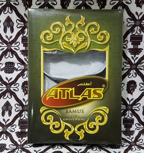HARGA HEMAT Baju Koko Bamus Atlas