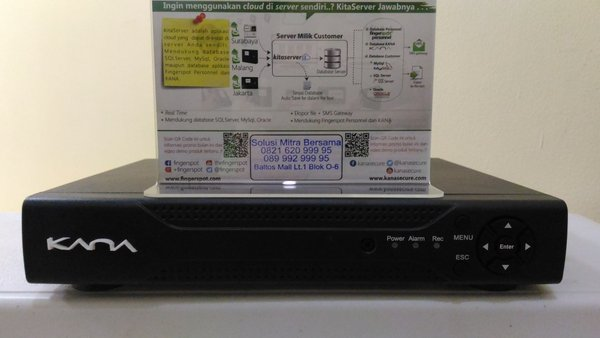 DVR CCTV KANA Tribid DVR 4 Channel HVR2604HN
