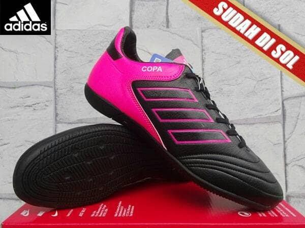 stock baru Sepatu Futsal Adidas Adizero F50 Anaconda Green Lime FutsalBola