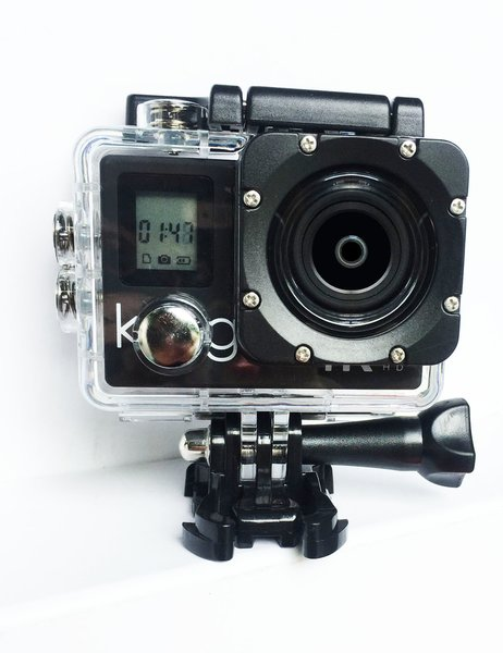 Promo Kogan Action Camera 4K NV UltraHD   16MP  WIFI Murah