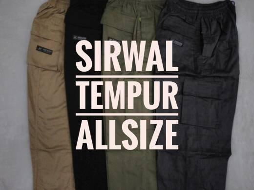 GROSIR celana sirwal tempur