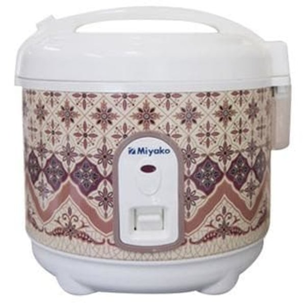 Penanak Nasi Mini Miyako Rice Cooker 0 6 Liter Cook Only PSG607