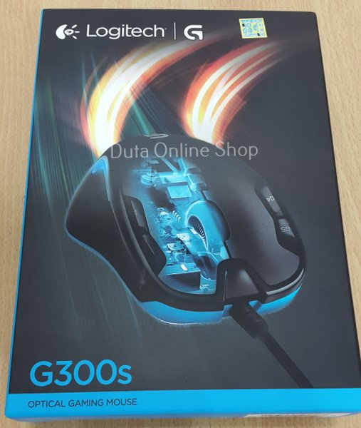 spesial Mouse Logitech Gaming G300s